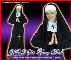 Ladies Fun Cross Nun Costume